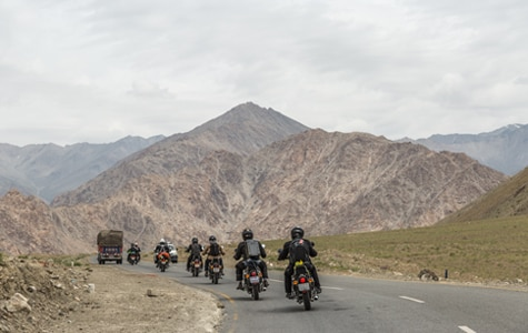 Moto Himalayan 2019-How to prepare