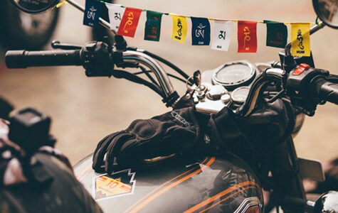 Moto Himalayan 2019-What to carry