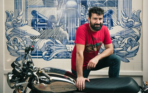 Royal Enfield CEO Siddharth Lal speaks to ET NOW