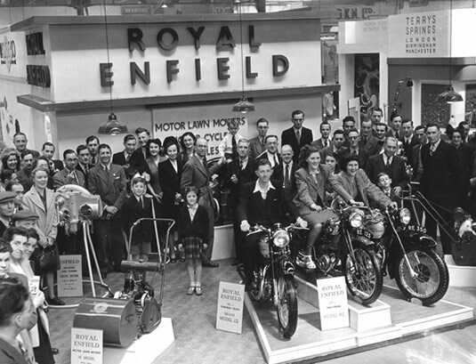 Royal Enfield Employees
