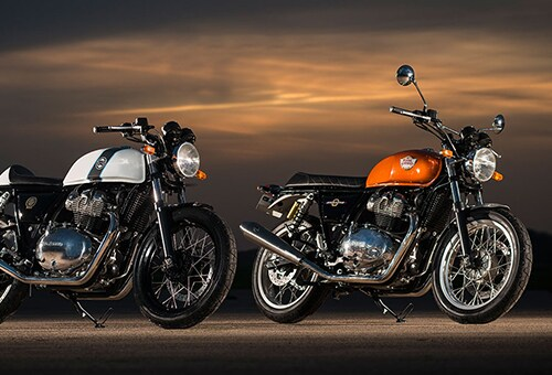 Media - Royal Enfield adds the medium-sized motorcycle segment