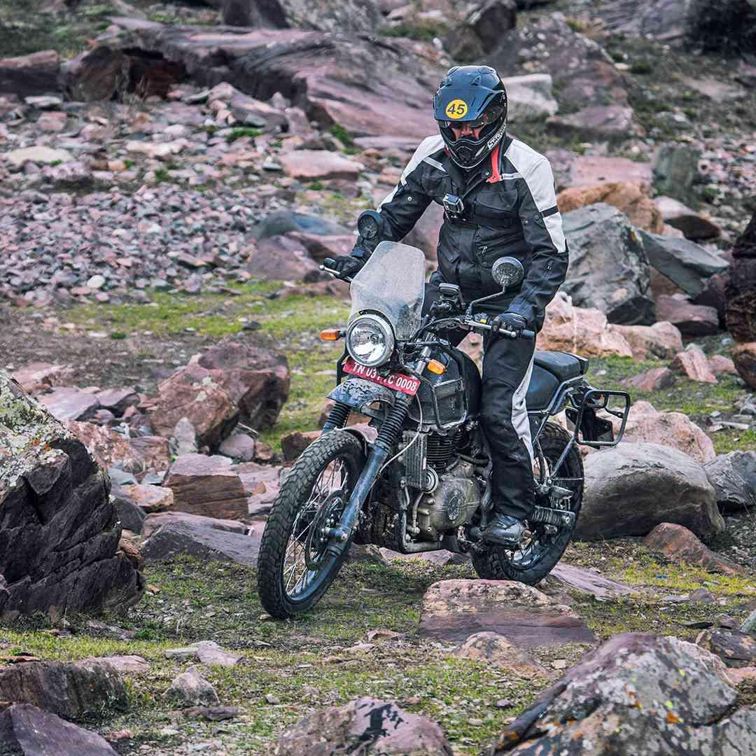 La Royal Enfield Himalayan Euro 5, avec un GPS! - Actu Moto