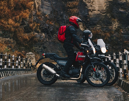 Royal Enfield Himalayan BS VI