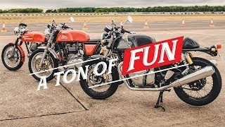 Continental GT 650 Story
