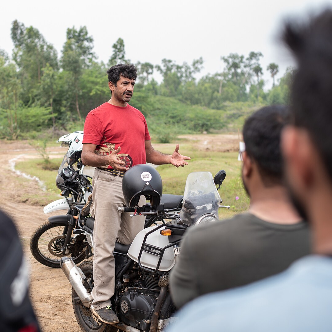 Off Road Training Delhi - Gallery