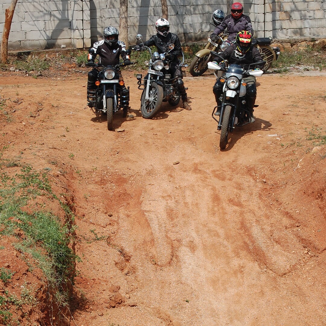Offroad Training School Hyderabad - Gallery