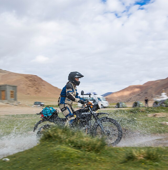 Himalayan Odyssey 2018 Women's edition