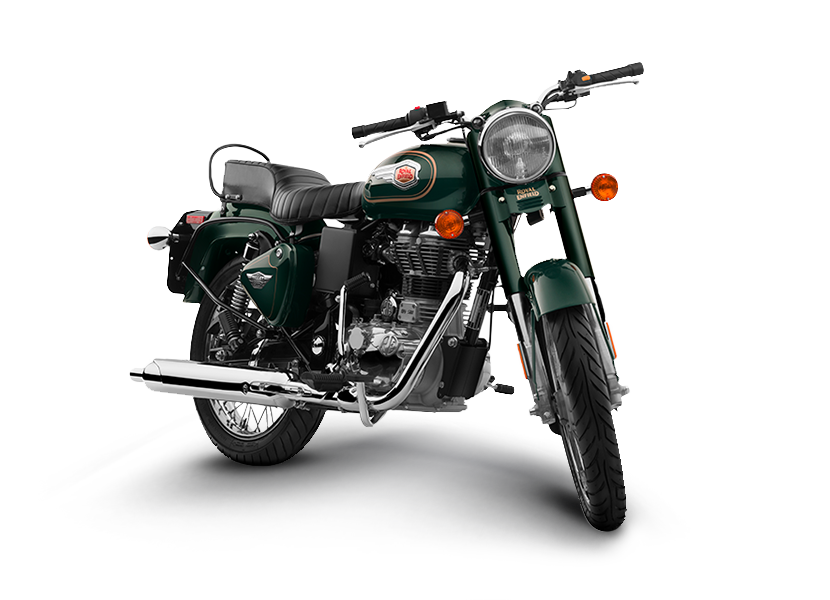Bullet 500-Forest Green