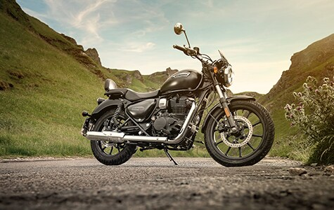 Royal Enfield launches the all-new Meteor 350 in the Philippines