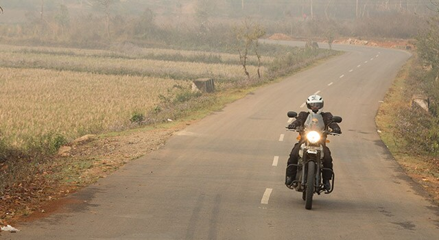 RIDE TO GHATSHILA